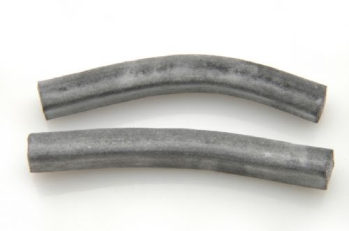 Rubber sealing strips (pair) for petrol flap